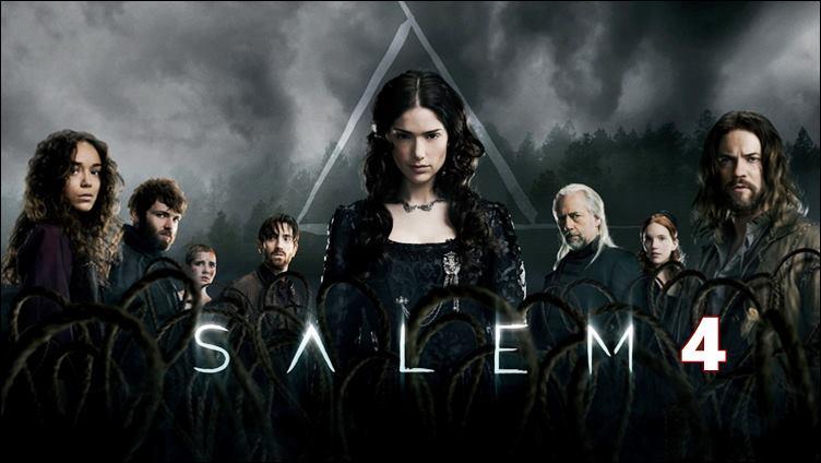 Салем 4 сезон - дата выхода серий