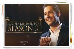 Люцифер 3 сезон -дата выхода серий