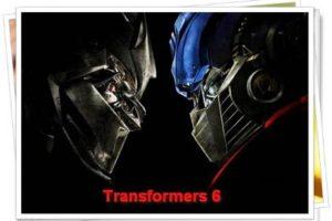 Трансформеры 6 - дата выхода