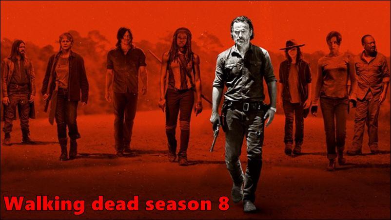 Ходячие мертвецы 8 сезон - дата выхода серий