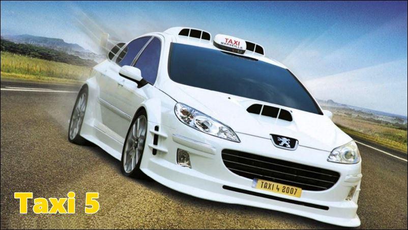 Такси 5 дата выхода фильма