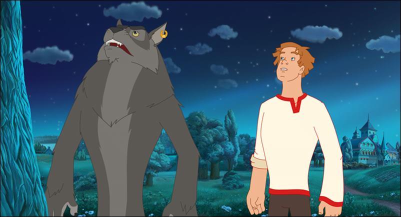 иван царевич и серый волк 4 дата выхода мультфильма