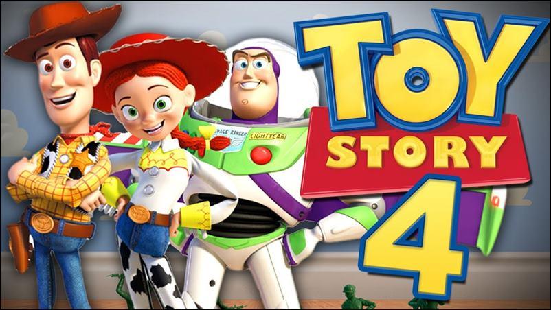 История игрушек 4 - дата выхода мультфильма